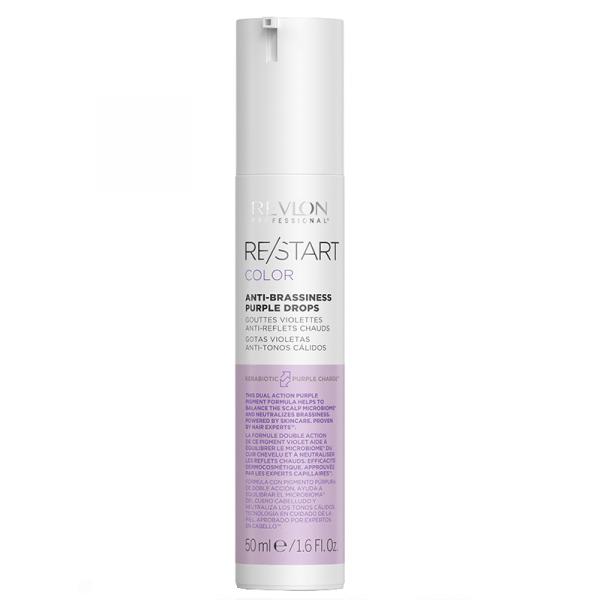 Re/Start Color Anti-Brassiness Purple Drops – 50ml
