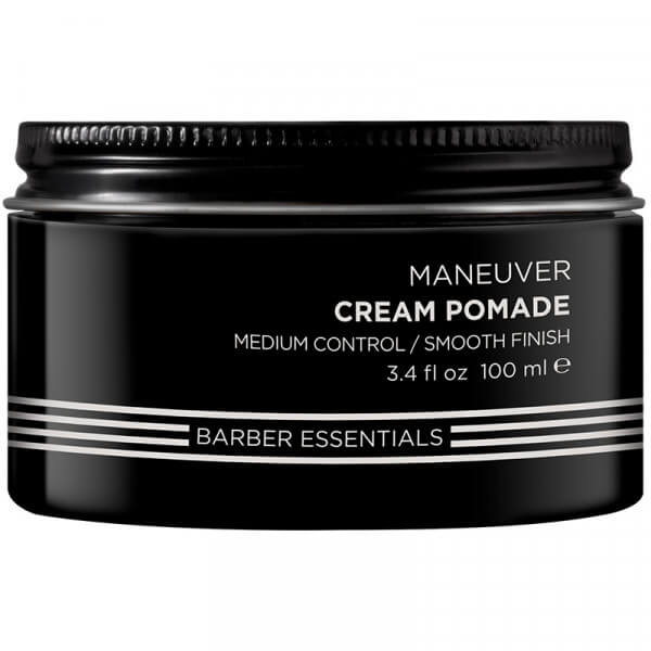 cream pomade redken brews