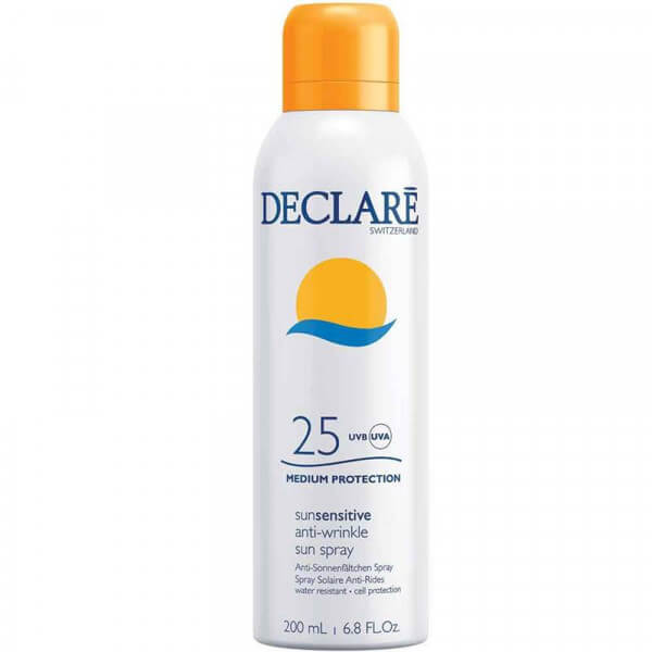 Declaré sun sensitive anti-wrinkle sun spray SPF 25