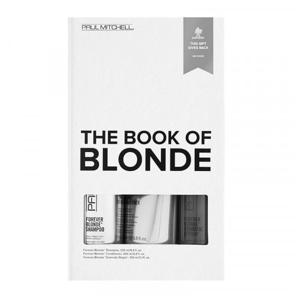 The Book Of Blonde Set - 600ml