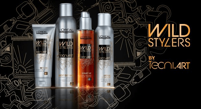L'Oréal Wild Stylers
