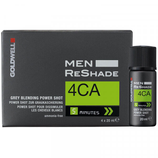 Men ReShade 4CA Mittel-Aschbraun