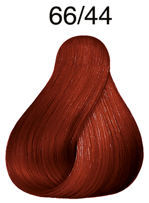 Color Touch Vibrant Reds 66/44 dunkelblond intensiv rot-intensiv