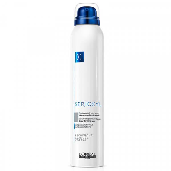 Serioxyl Grey Volumizing Coloured Spray - 200ml