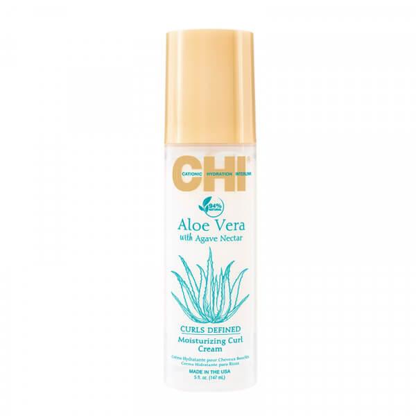 Aloe Vera Moisturizing Curl Cream - 147ml