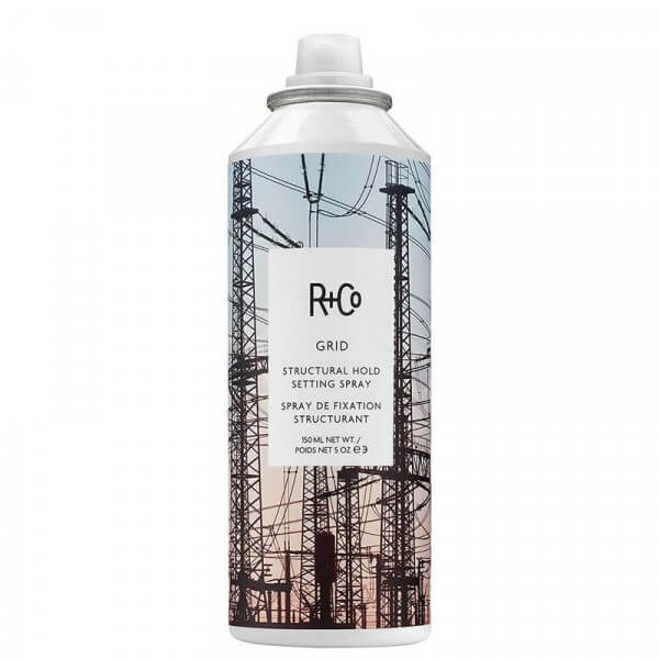 Grid Structural Hold Setting Spray R+Co