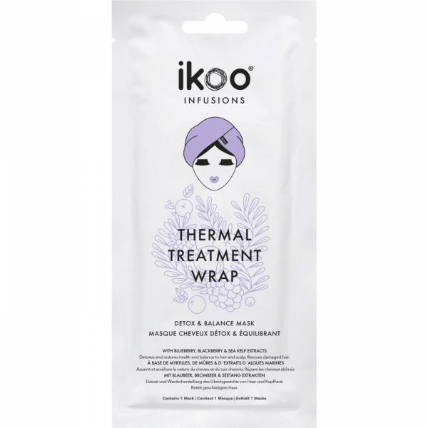 Thermal Treatment Wrap Detox Balance Mask - Ikoo