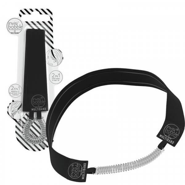 Invisibobble Multiband True Black