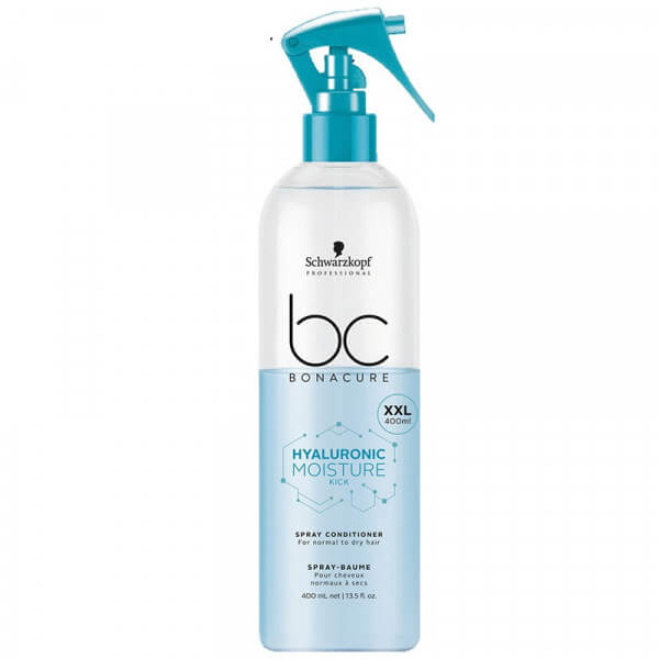 BC Hyaluronic Moisture Kick Spray Conditioner Schwarzkopf