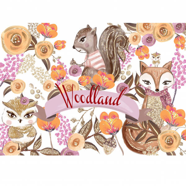 Woodland Beauty Box