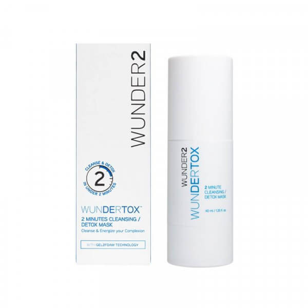 Wundertox Cleansing Detox Mask
