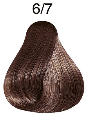 Color Touch Deep Browns 6/7 dunkelblond braun