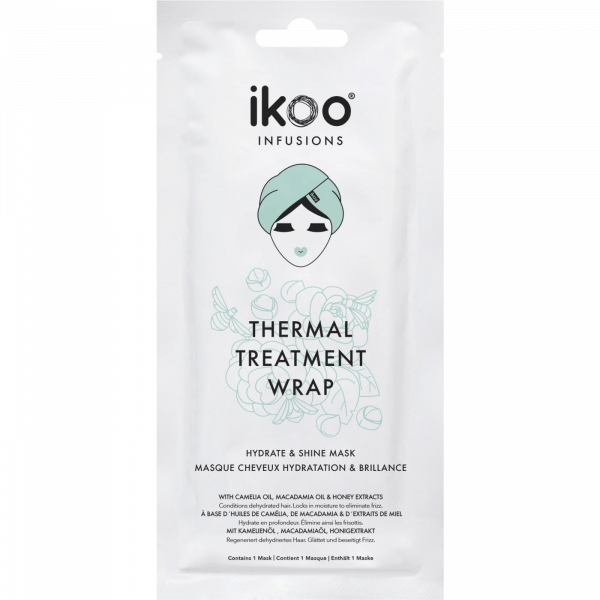 Thermal Treatment Wrap Mask Hydrate Shine Mask - Ikoo