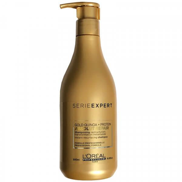 Shampoo Absolut Repair Gold Protein + Quinoa - 500ml