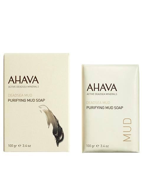 Dead Sea Purifying Mud Soap (100g)