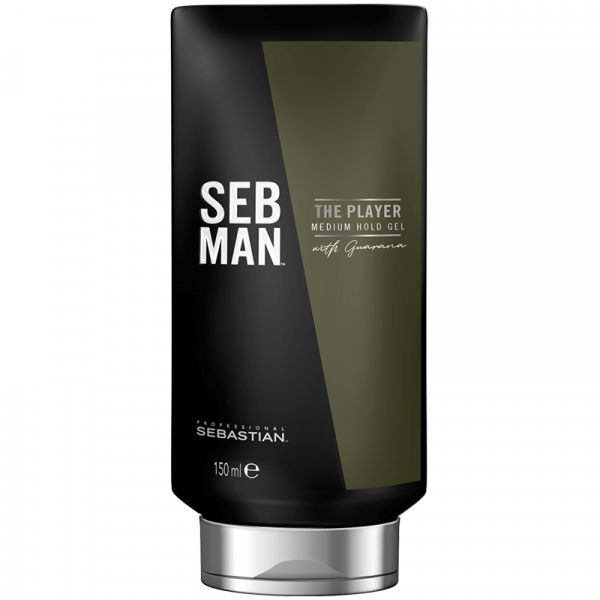 Seb Man The Player Medium Hold Gel - 150ml - Sebastian