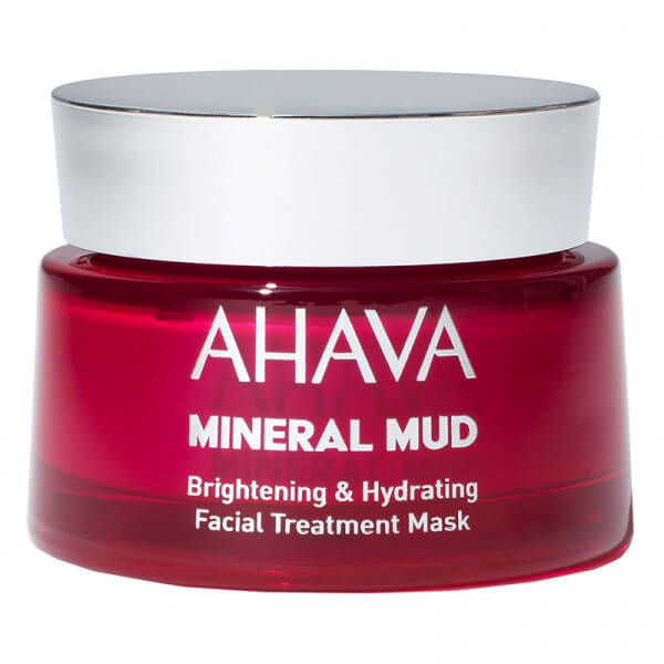Mineral Mud Brightening & Hydrating Facial Treatment Mask - 50ml