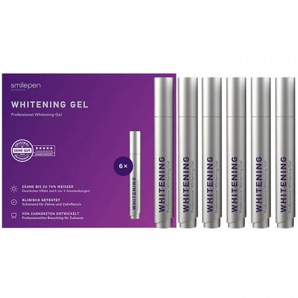 SmilePen Professional Whitening Gel