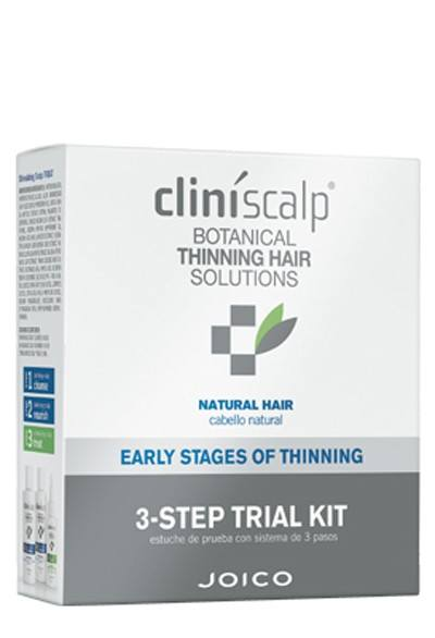 Cliniscalp 3-Step Kit Natural Hair Treat