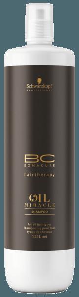 Schwarzkopf BC Oil Miracle Shampoo 1250 ml