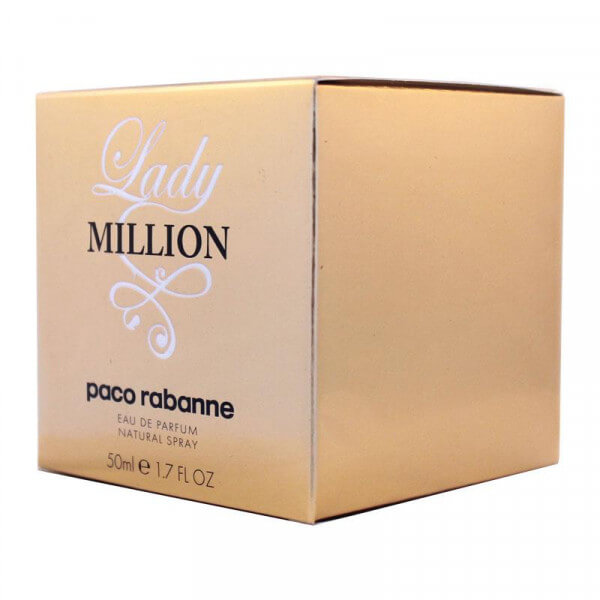 Lady MILLION (edt 50ml) - Paco Rabanne