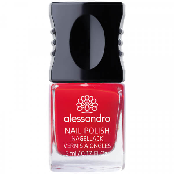 Nail Polish - 127 Secret Red