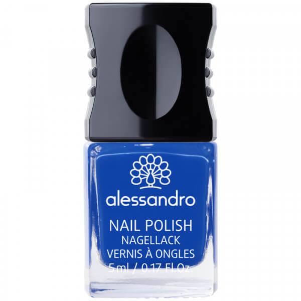 Nail Polish - 193 Deep Ocean Blue