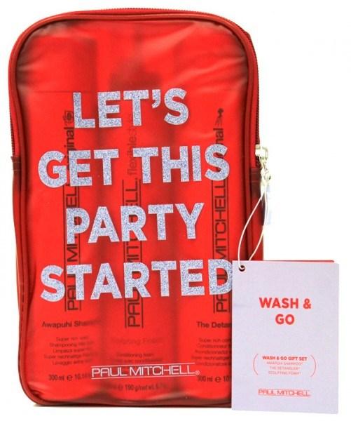 Paul Mitchell Wash & Go Geschenkset