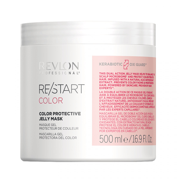 Re/Start Color Protective Jelly Mask – 500ml