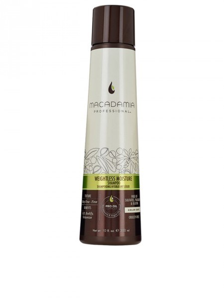 Macadamia Weightless Moisture Shampoo (300ml)
