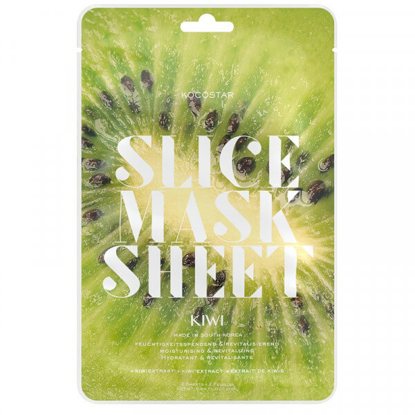 Slice Mask Sheet Kiwi