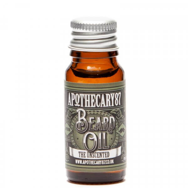 Beard Oil - The Unscented - 10ml