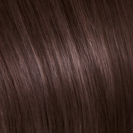 SHE Hair Extensions - Clip Kastanienbraun