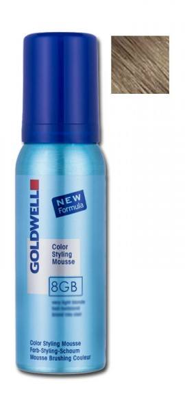 Goldwell Color Styling Mousse 8GB Saharablond