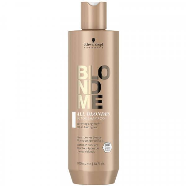 Blondme All Blondes Detox Shampoo -300ml