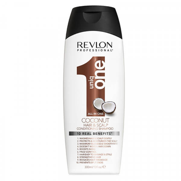 Coconut Conditioning Shampoo