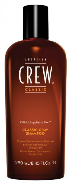 American Crew Classic Gray Shampoo (250 ml)
