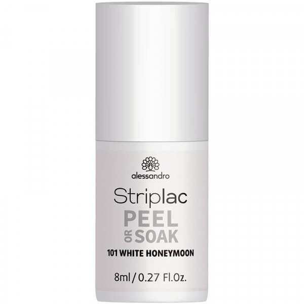 Striplac Peel or Soak - White Honeymoon