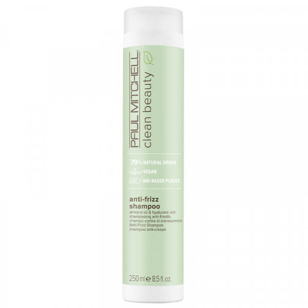 Clean Beauty Anti-Frizz Shampoo - 250ml