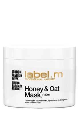 Honey & Oat Haarmaske (120ml)