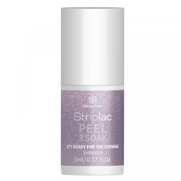 Striplac Peel or Soak - Ready for the Evening Limited Edition