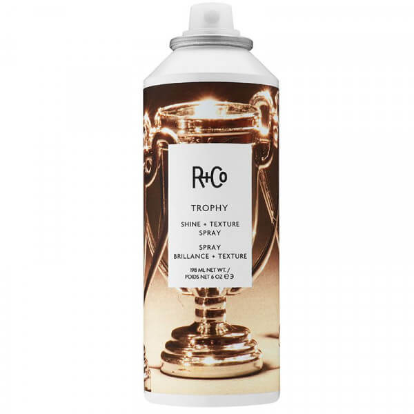 Shine and Texture Trophy R+Co Spray