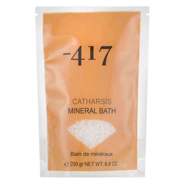 Catharsis Mineral Bath - 200gr