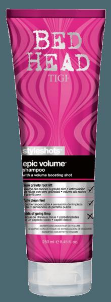 Tigi Bed Head Styleshots Epic Volume Shampoo
