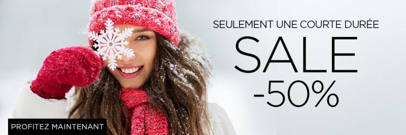 Winter Promotion Sales