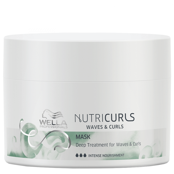 Nutricurls Waves and Curls Mask 150ml