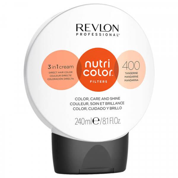 Revlon Nutri Color Creme 400 Tangerine - 240ml