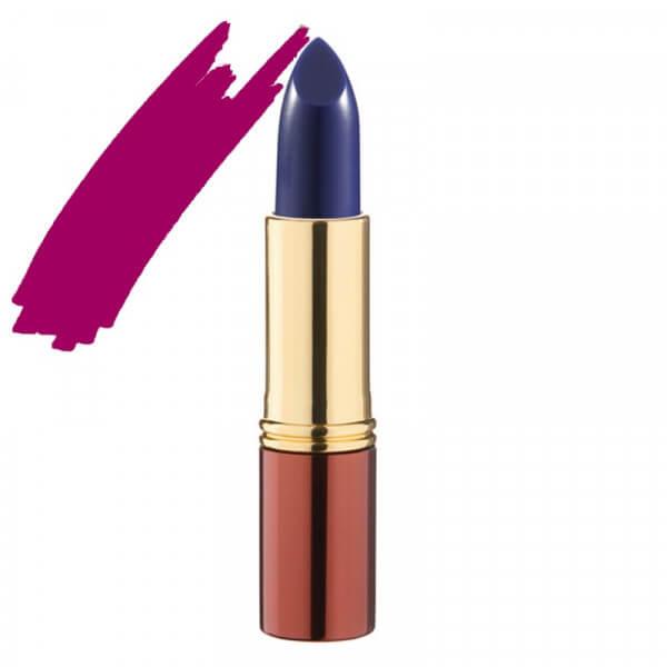 Ikos Thinking Lipstick 3 blau-aubergine Lippenstift