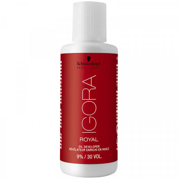 Igora Royal Oil Developer 9% (60ml)