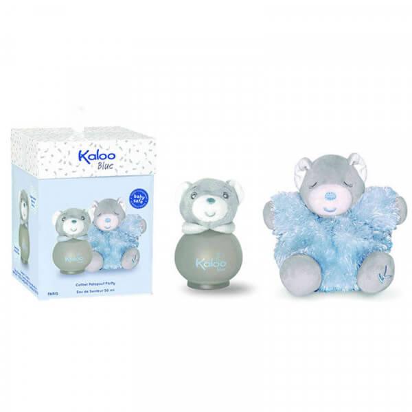 Kaloo Blue Fluffy Set